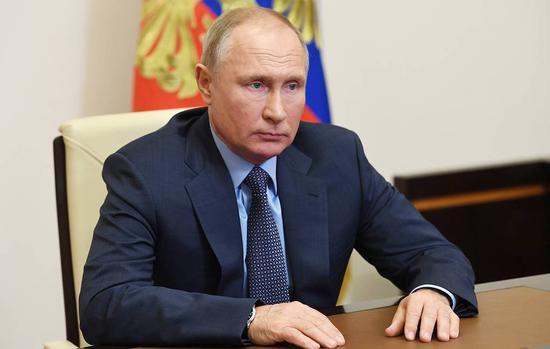 克宫:普京和拜登会谈问题暂未提上日程