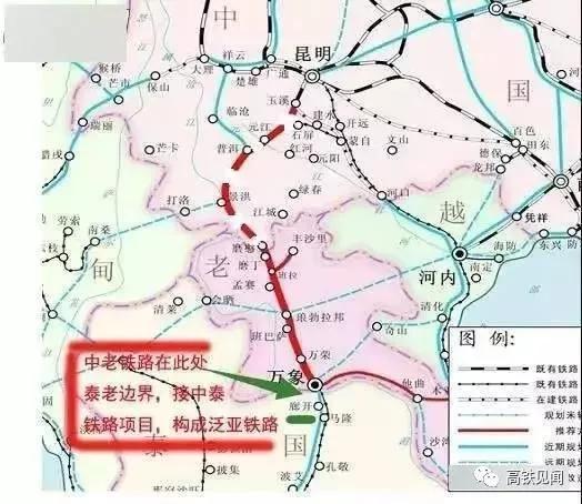 高铁走出去:一波三折的中泰铁路 明天终于动工了