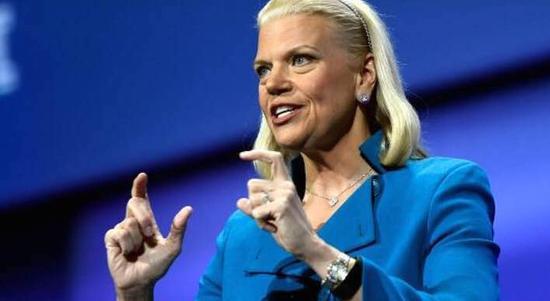 IBM收入5年多来首现增长 押注区块链技术