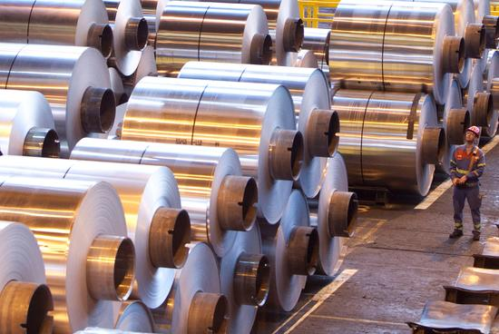 普通铝合金卷材(common alloy aluminum sheet)