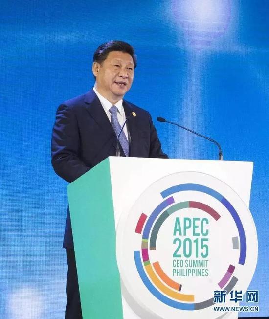 """""""中国利用外资的政策不会变,"""