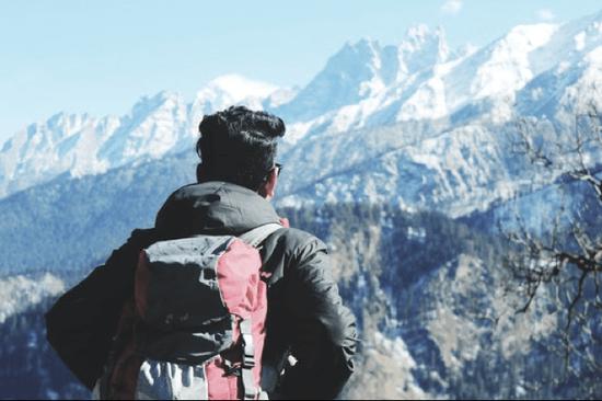 贺兰山岩画之旅|感受千年文字力量 遇见绝美冰瀑