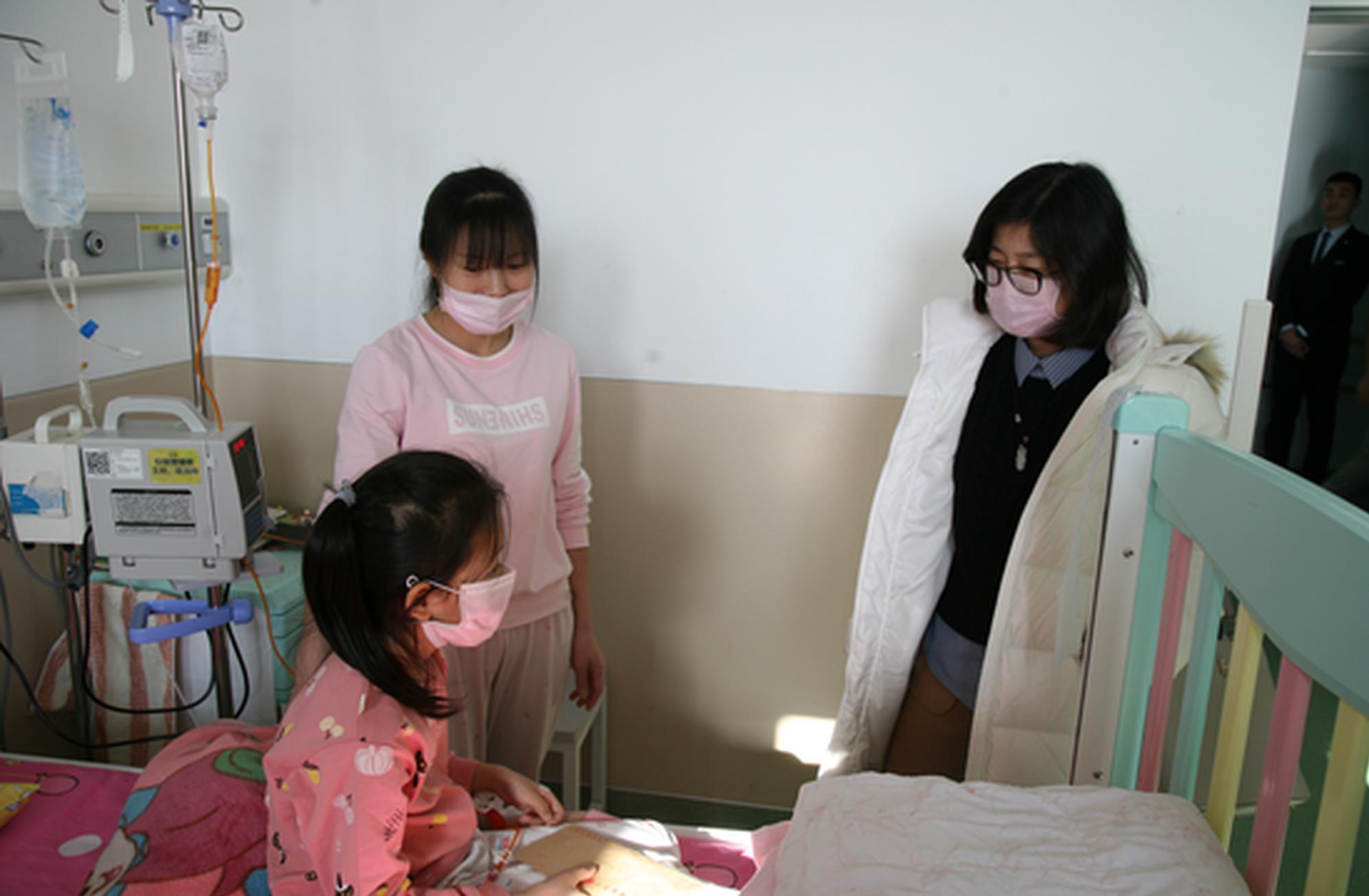 大连市共计66名大病患儿获13.2万元春节慰问金