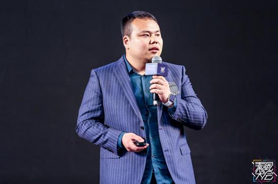 上海礼培教育科技有限公司总经理李荣权