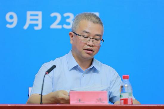 北京市广播电视局党组成员、副局长王志同志