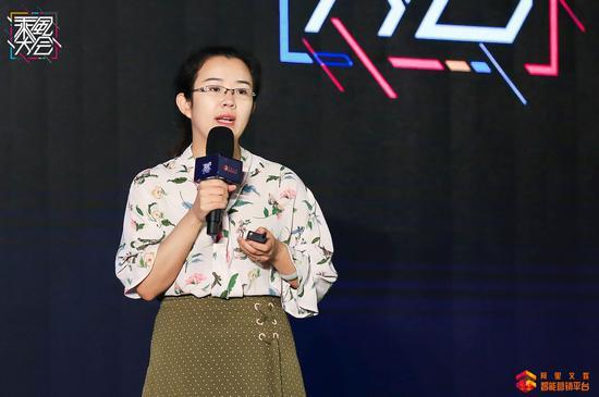 河北嘉胜广告有限公司营销推广顾问胡钰佳