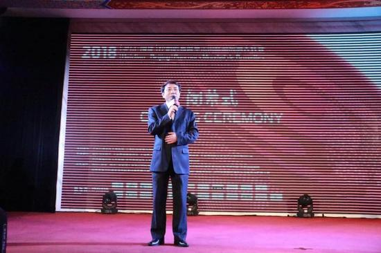 海淀区委书记于军宣布2018CMB大奖赛正式落下帷幕