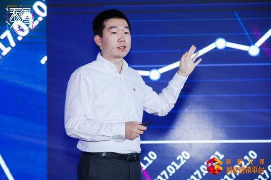 阿里文娱智能营销平台营销顾问部总经理夏海