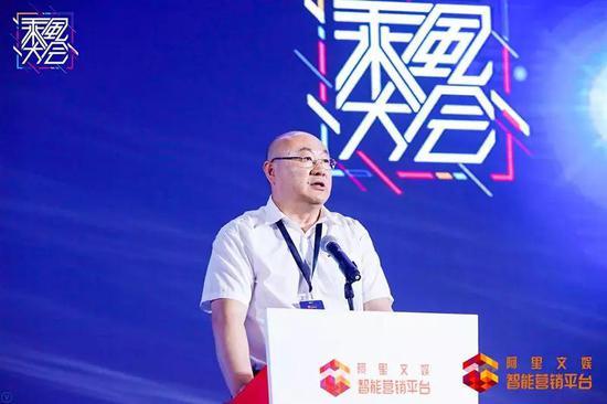中国中小企业协会专职副会长刘纪恒