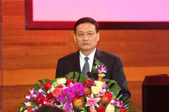 国务院国资委主任肖亚庆讲话