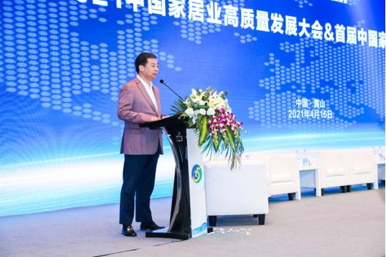 汪林朋在当选后表示,要做好这五件事。