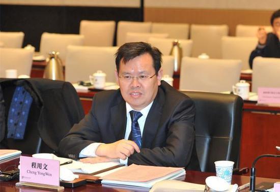 程用文任武汉市人民政府副市长、代理市长图片