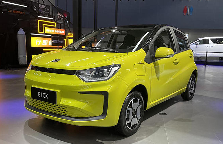 思皓E10X将于明年三月上市 定位微型车