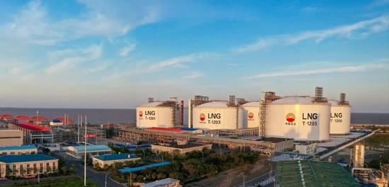 江苏LNG接收站