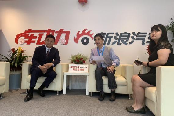 2019重庆 车展直播 新浪汽车车动力联合专访