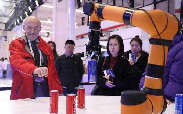 世界5G大会在北京举行