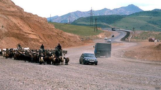 乌兹别克斯坦的一带一路项目