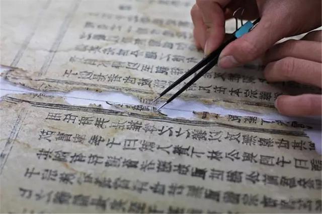 【第72期】古籍修复师的一天