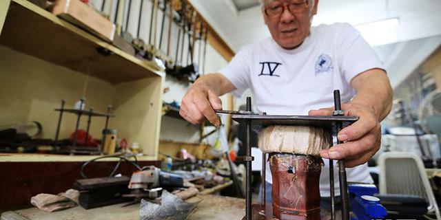 【第39期】宁波卢老手工胡琴世界