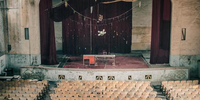 【第36期】金华永康八零年代老剧院