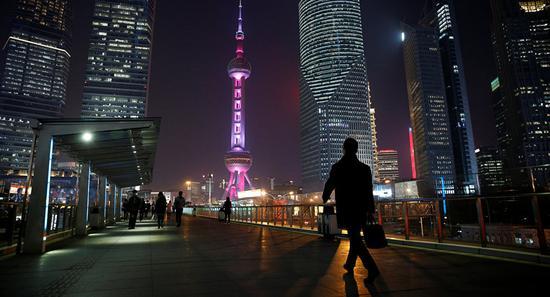 中国在争夺全球贸易市场方面发出新的挑战