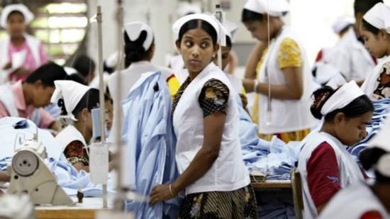 人口红利--南亚噩梦:会做衣服的机器人来了