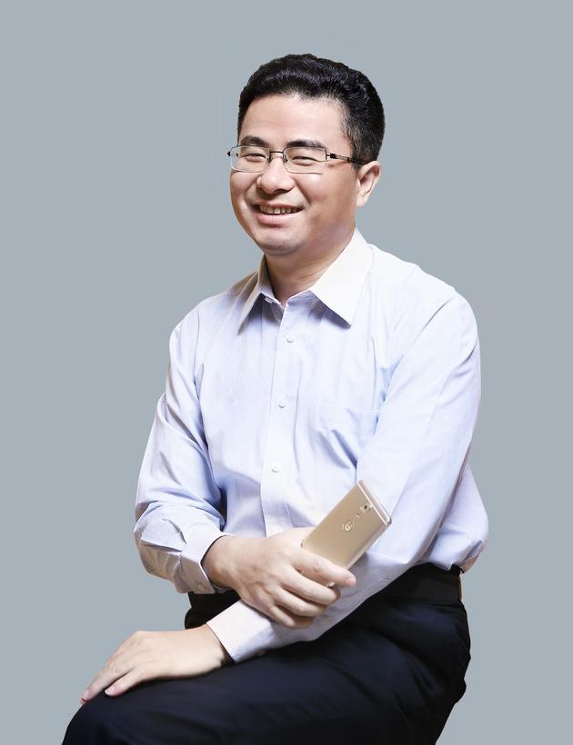 金立集团董事长刘立荣