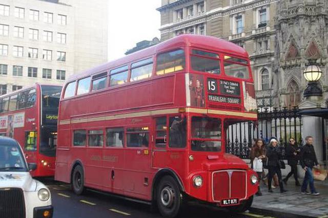 中国女子被伦敦公交撞伤 获赔2200万