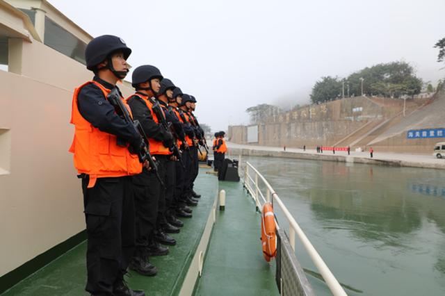 第九十次中老缅泰湄公河联合巡逻执法圆满完成