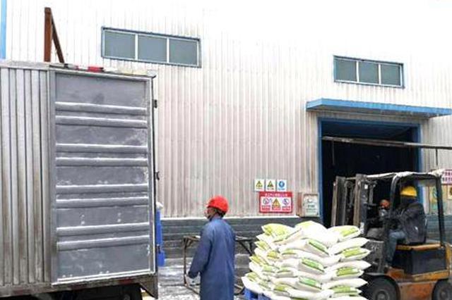 新疆粮油企业复功率97% 生产供应井然有序