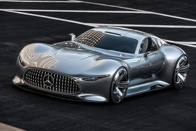奔驰AMG Vision Gran Turismo