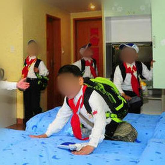 校内窒息死亡小学生父母发声 死因令家人困惑