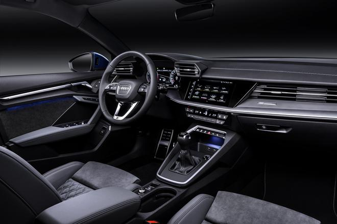 全新一代奥迪A3 Sportback正式投产 国产版或8月上市
