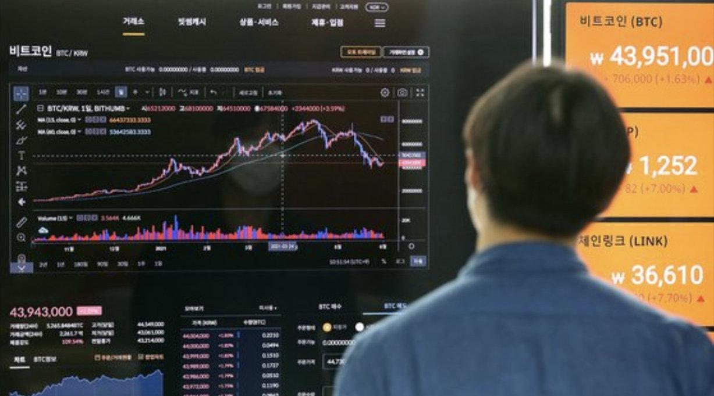 3个年轻人就有1个炒币,韩国已经变成了虚拟币赌场