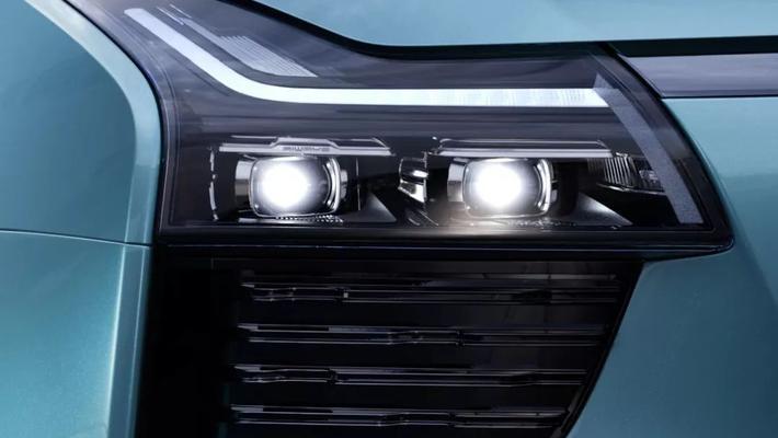 爱驰U5设计图曝光,和威马EX5比谁更靓?