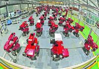 机器人产业引领经济转型升级