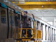 探访京港地铁公司架修车间