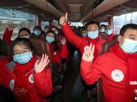 北京援冀核酸检测医疗队员驰援河北邢台南宫