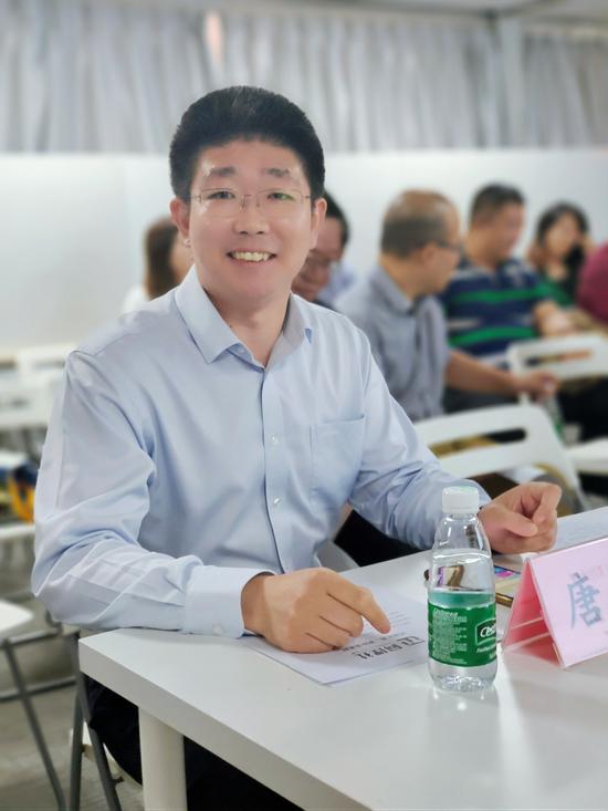 融創文旅集團戰略執行總監唐磊博士
