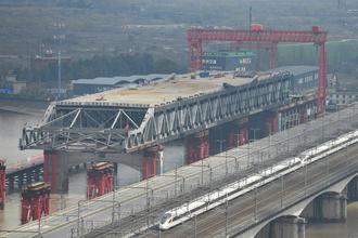 探访在建中的钱塘江新建大桥