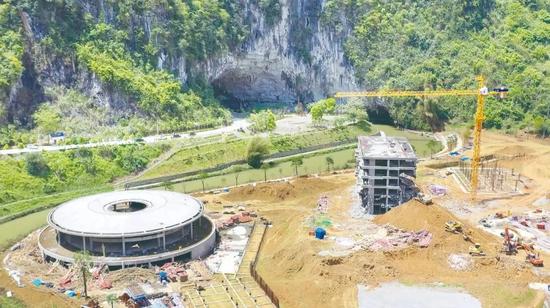 广西凤山世界地质公园遭破坏性开采:违规采矿开发房地产