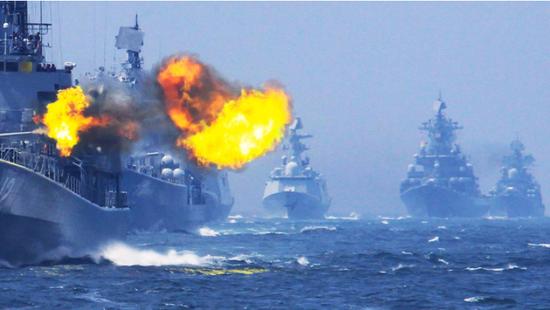 """近10年后再""""同框""""?俄军方称明年将与北约多国军演"""