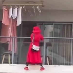 疑点重重 三亚坠楼女子不是第一次在阳台外跳舞