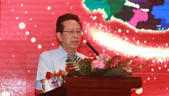 陈昌智副委员长出席活动并讲话