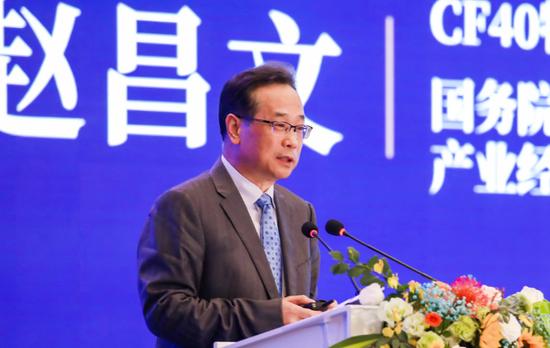 赵昌文:新发展格局需要创新友好型的金融体系