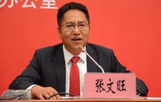 中共云南省委组织部部务委员张文旺