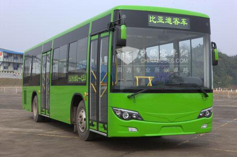 比亚迪获得埃及首个电动公交车订单