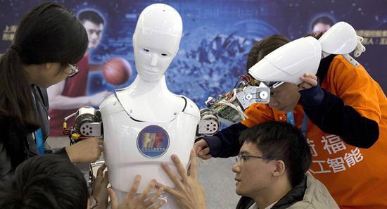 澳门凯旋门赌场网址:俄罗斯一样对人工智能进展给与高度关心注视