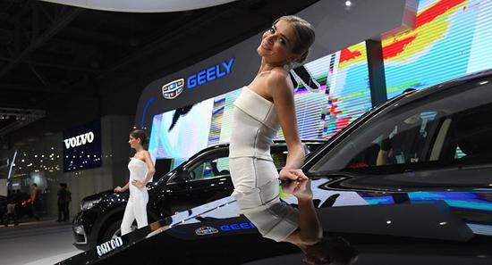 白俄罗斯组装生产吉利汽车在俄罗斯上市