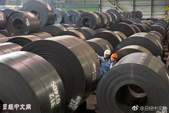 美国限制钢铁进口对中国可能影响不大